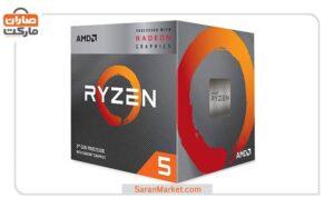 بهترین پردازنده گیمینگ - AMD Ryzen 5 3400G