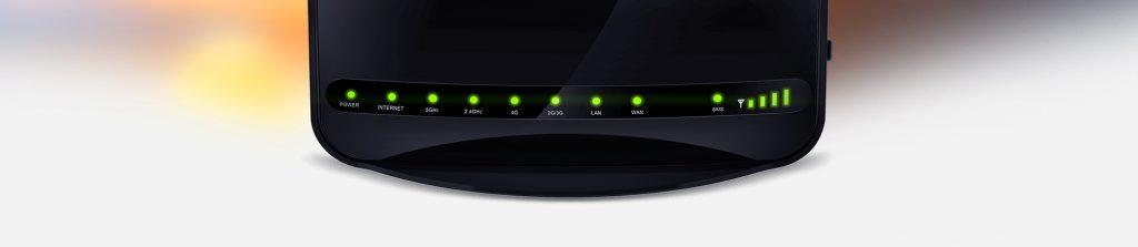 DWR‑953 Wireless AC1200 4G LTE Multi-WAN Router