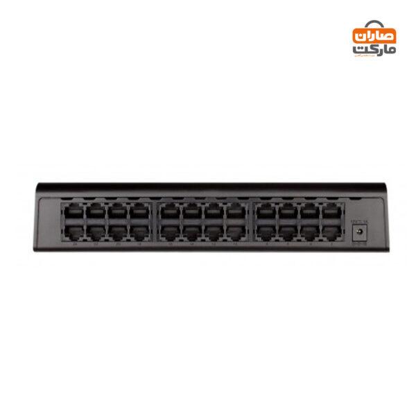 سوییچ 24 پورت غیر مدیریتی و دسکتاپ دی-لینک مدل DES-1024A