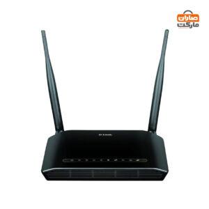 خرید اینترنتی مودم روتر ADSL2 Plus بی سیم N300 دی-لینک مدل DSL-2740U
