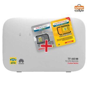 مودم ۴G/TD-LTE ایرانسل مدل TF-i60 H1 