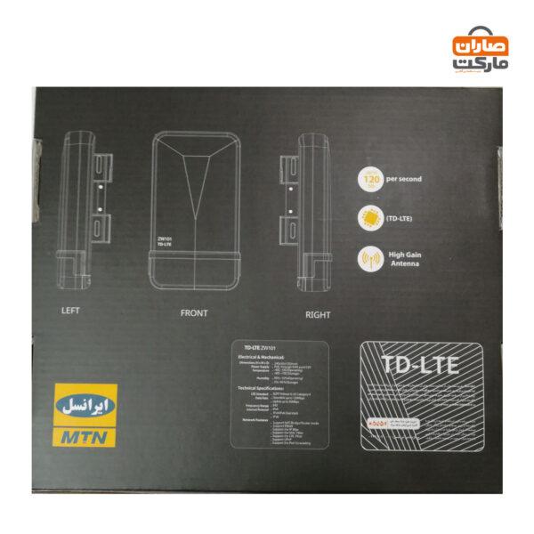 مودم TD-LTE ایرانسل مدل ZW101