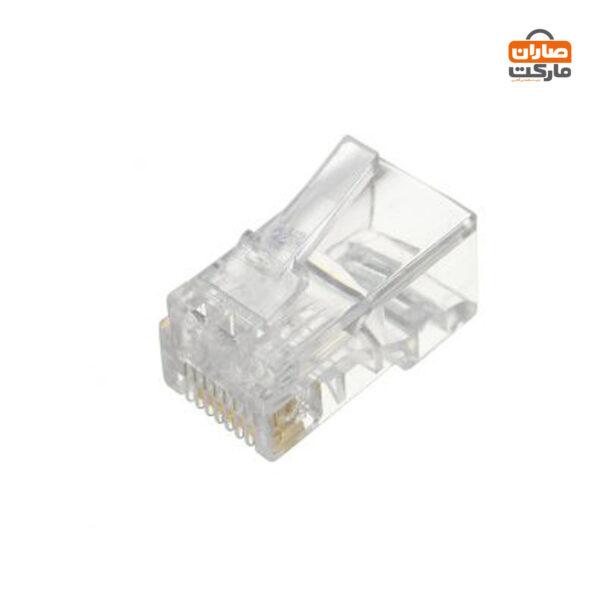 کانکتور شبکه بدون شیلد Cat 6 UTP