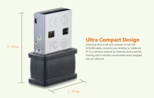 آداپتور وای فای, دانگل وای فای تندا, کارت شبکه usb بیسیم تندا مدل w311m, کارت شبکه تندا