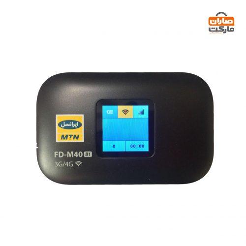 مودم 3G/4G قابل حمل ایرانسل مدل FD-M40