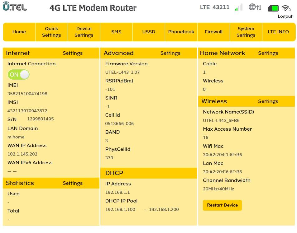 ایرانسل, بهترین مودم جیبی, خرید مودم, خرید مودم 2101 ایرانسل, مودم, مودم 3G/4G ایرانسل مدل FD-i40 E1, مودم ایرانسل