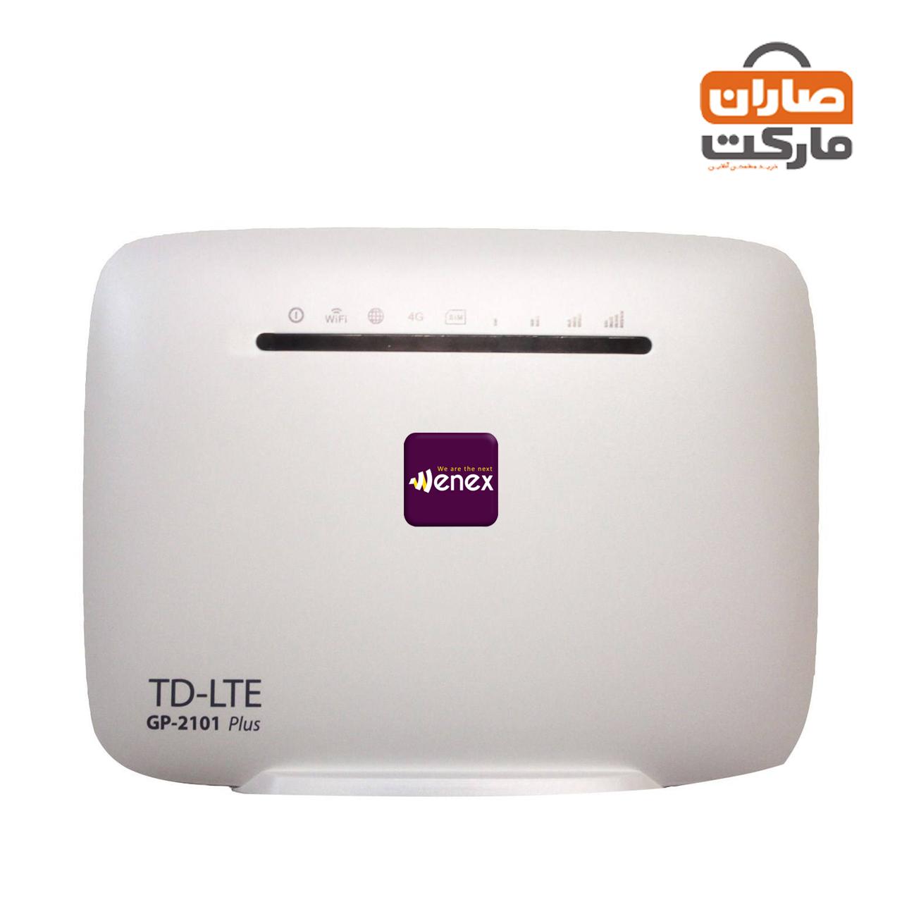 مودم-TD-LTE-وینکس-مدل-GP-2101-plus