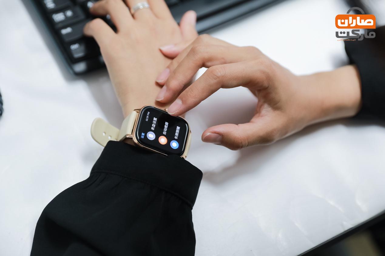 ساعت, ساعت هوشمند, شیائومی, مچ بند, ورزش