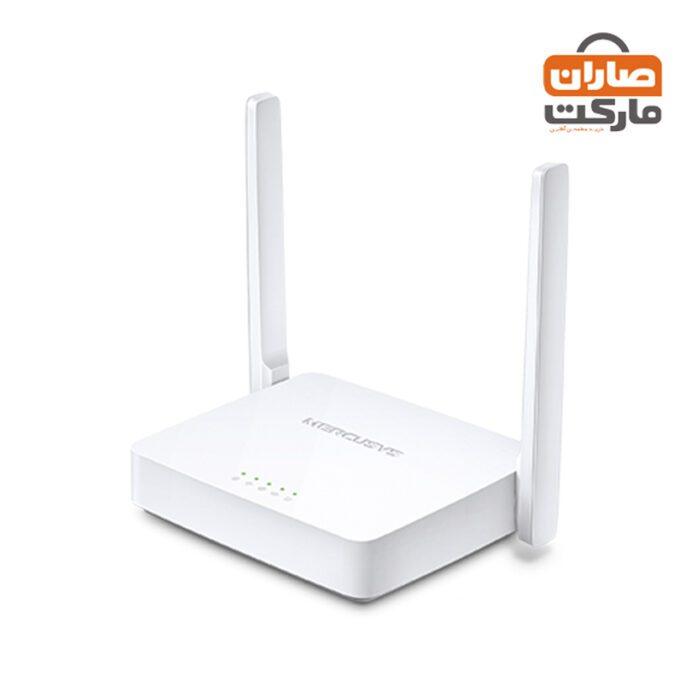 مودم روتر +ADSL2 بیسیم MERCUSYS مدل MW300D