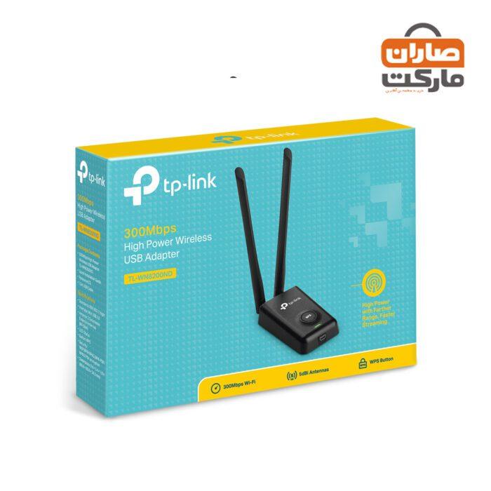 کارت شبکه بیسیم 300Mbps تی پی لینک مدل TL-WN8200ND