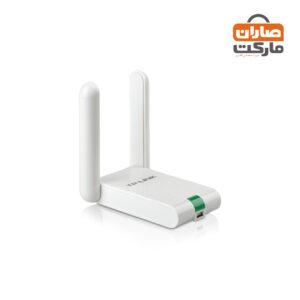 کارت شبکه USB بی سیم N300 تی پی لینک مدل TL-WN822N