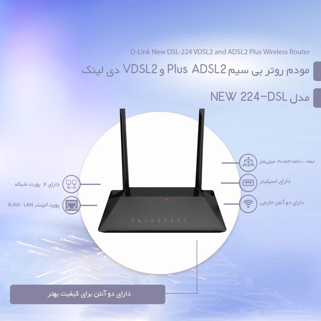 VDSL/ADSL, خرید مودم, قیمت, مودم ADSL, مودم دی لینک