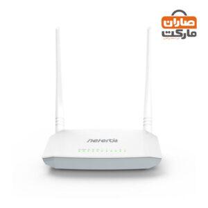 مودم روتر ADSL2 Plus بي سيم N300 نتربیت مدل ND-4230NU